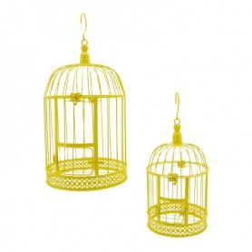 Déco cages à oiseaux