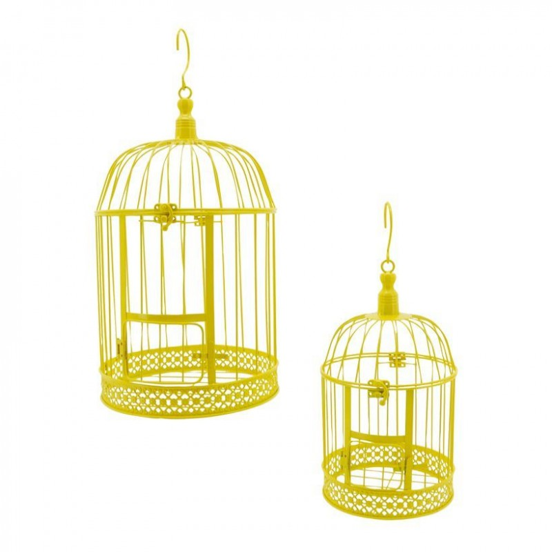 Cages oiseaux d coratives for Cages a oiseaux decoratives