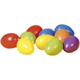 Petits oeufs colorés