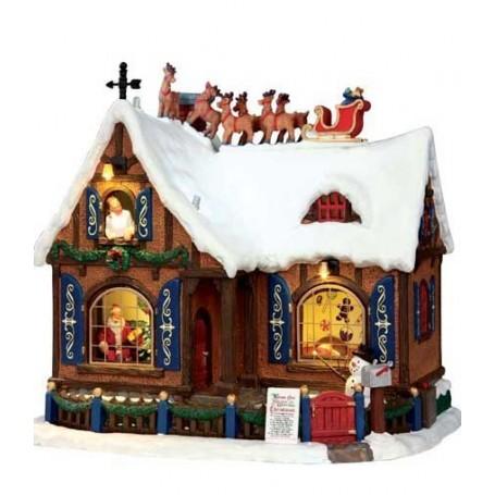 Nuit de Noël Lemax