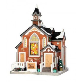 Eglise vallée Hyland Lemax