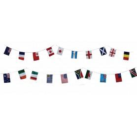 Guirlande 20 pays