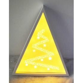 Pyramide lumineuse