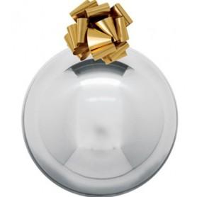 Boule géante transpare