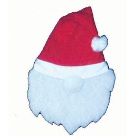 Bonnet Père-Noël ouate