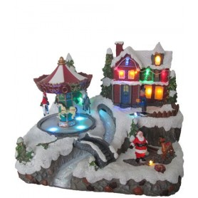 Village carrousel