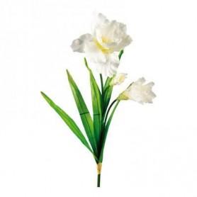 Fleur artificielle Iris 103cm