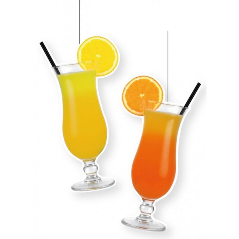 Suspensions Verre Cocktail