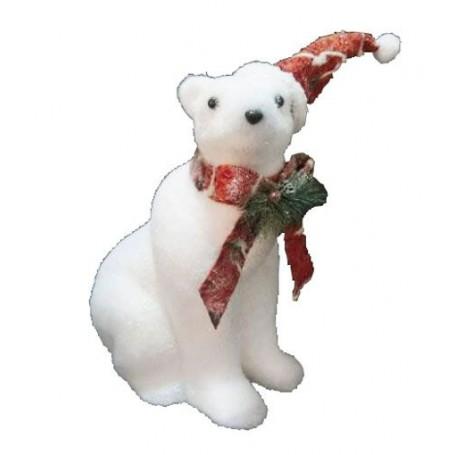 Ours polaire moyen modèle marchant