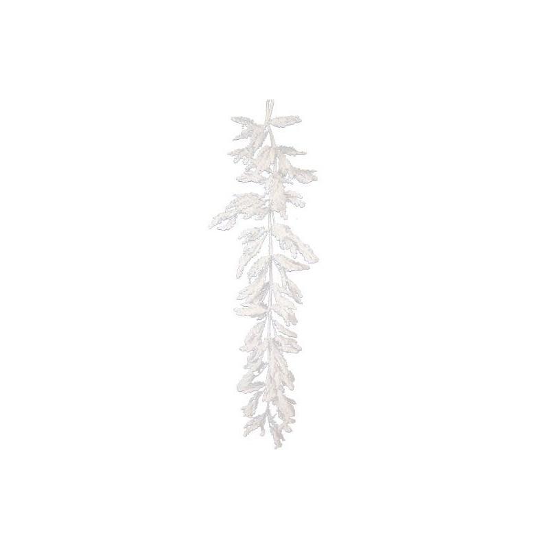 Guirlande cèdre neige
