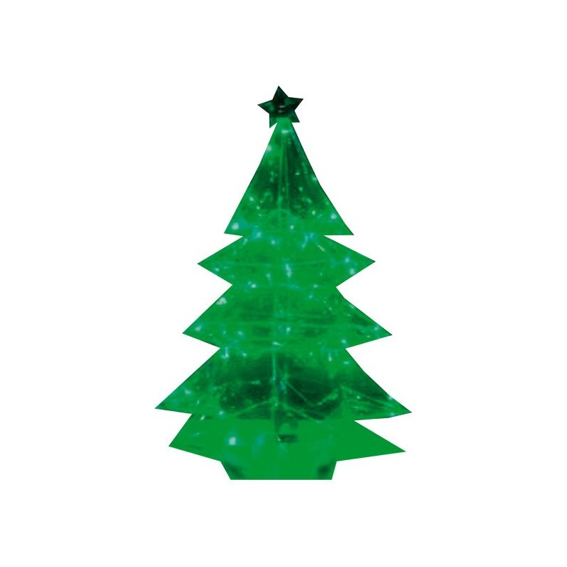 SAPIN GONFLABLE VERT
