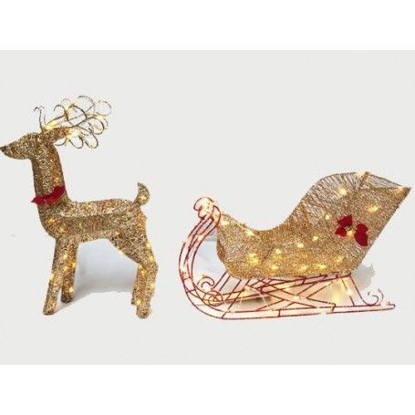Attelage de Noël