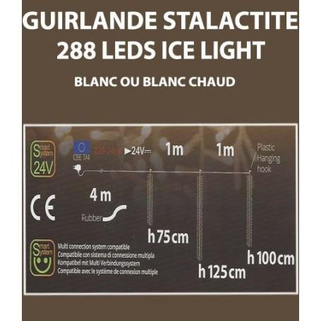 Guirlande stalactite