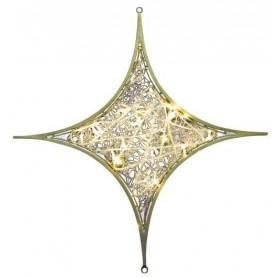 Etoile baroque 80 cm