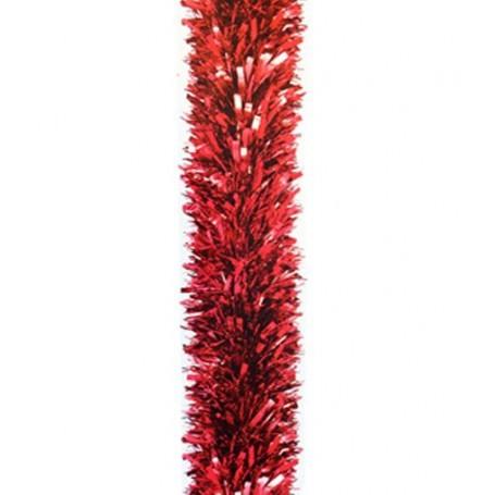 Grande guirlande rouge