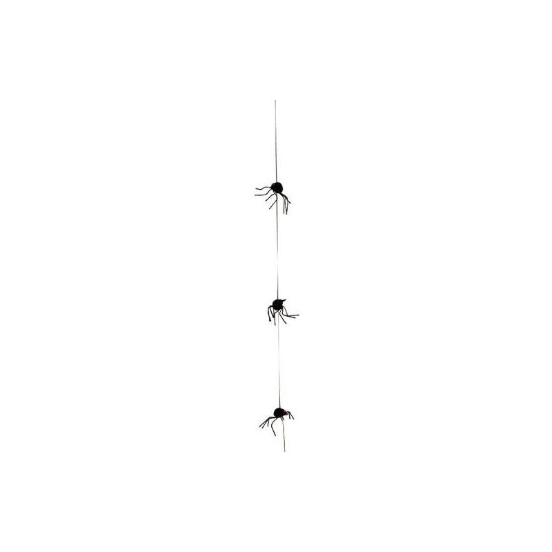 Guirlande d'araignées