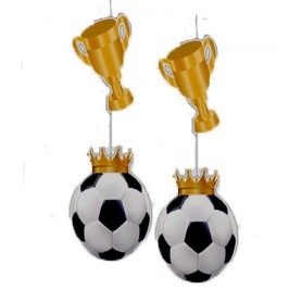 Duo suspensions coupe et ballon