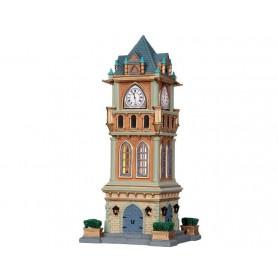 La tour de l'horloge Lemax