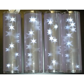 Lot de 4 cylindres hologramme