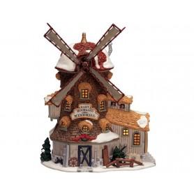 Moulin a vent Lemax