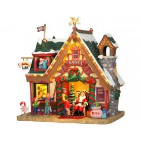 Le chalet du Père-Noël