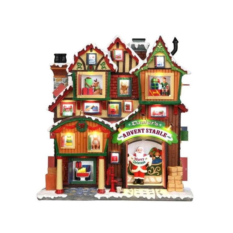 Atelier du Père-Noël