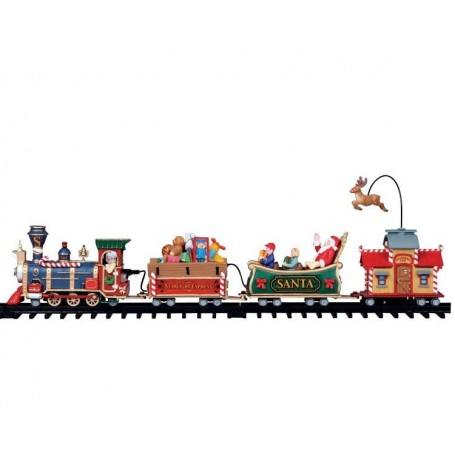 TRAIN STARLIGHT EXPRESS