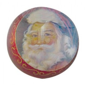 Boule Père-Noël 10 cm