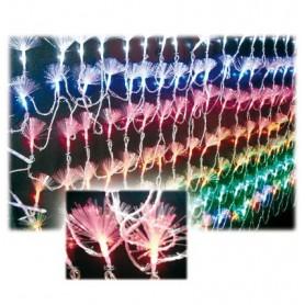 Guirlande fibre optique
