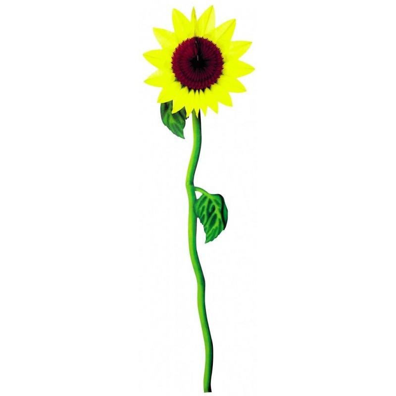 Déco fleurs tournesol
