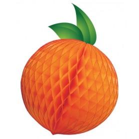 Orange papier factice