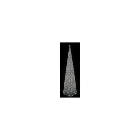Silhouette pyramide