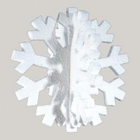 Flocon de neige 3D