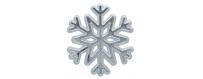 Etoiles et Pendentifs à suspendre - Décorations de Noël