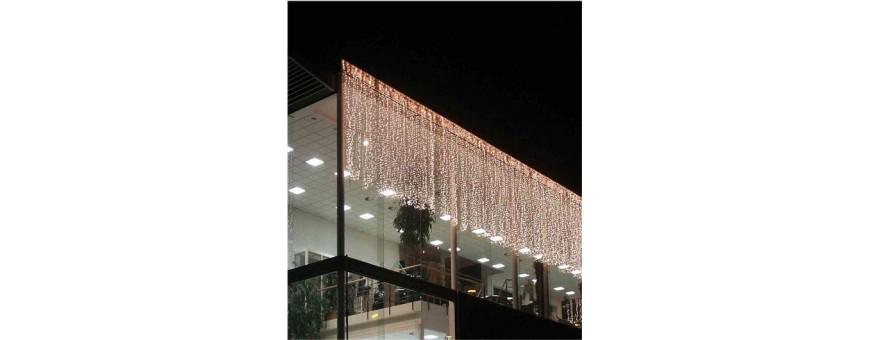 Décorations de Noël pour vitrines, magasins, particuliers