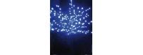 Arbres lumineux idéal pour vitrines et décoration de noël